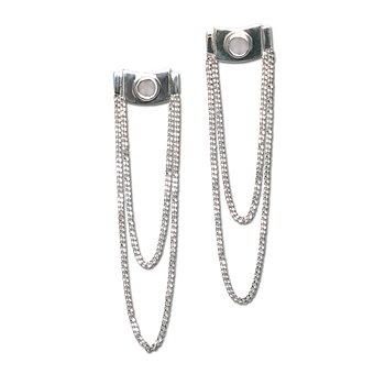 Modernista Zenit Chain Earrings