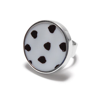 Miss Dotty Limited Ring - Finest dots now half off!