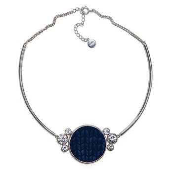 Swedish Grace Midnatt Skimra Necklace