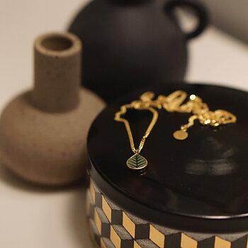 Berså Exclusive Golden Necklace
