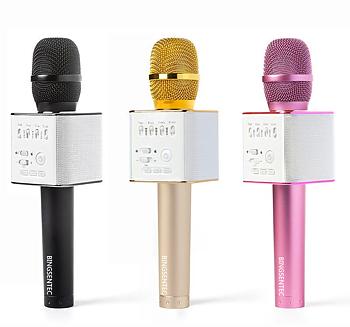 Karaokemikrofon med högtalare -Bluetooth