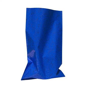 Presentpåse PP Metallic blå 250 x 400mm