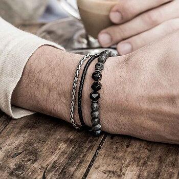 """Speranza"" -set med tre Armband"