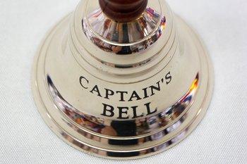 Handbell Brass 14 cm