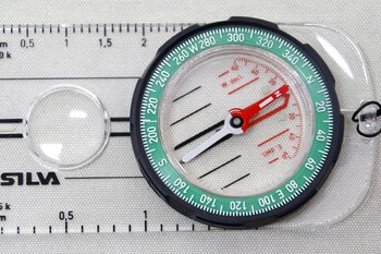 Kompass Silva Ranger 11x6 cm
