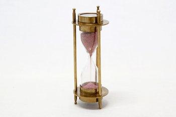 Timglas - Kompass Mässing 15x6 cm