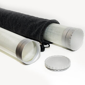 Glass fiber Rod Tube