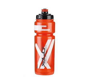 XLC flaska 750 ml Röd