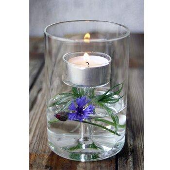 Glas för VÄRMELJUS & VAS Höjd 12 cm FÖRBESTÄLL