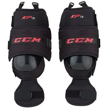 CCM 1.9 Int. Goalie Knee Guards