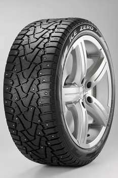 "195-65-15 XL 95T PIRELLI WINTER ICE ZERO / DUBB  ""TOPPTESTADE!!"""