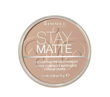 Rimmel Stay Matte Lasting Pressed Powder - 018 Creamy Beige
