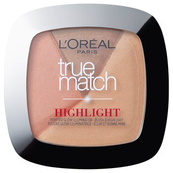 L'Oréal Paris True Match Powder Glow Illuminating Highlighter – Golden Glow