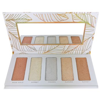 Body Collection Highlighter Large Palette