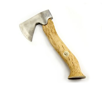 Karesuando Hunting Axe Stuorra - Natural birch - EX. DEMO.