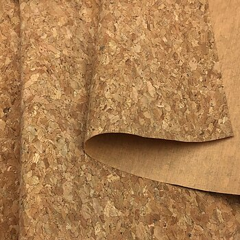 Cork fabric by the meter DS8035