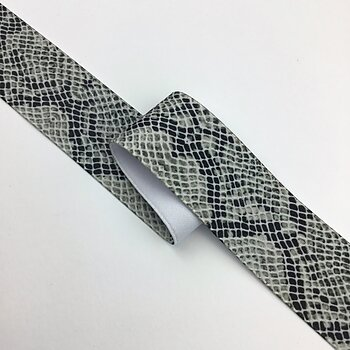 Elastic Snake print 40mm MT2050