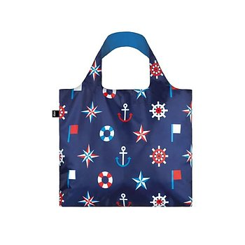 SHOPPING BAG NAUTICAL