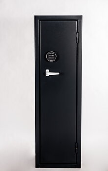 Vapenskåp/säkerhetsskåp VS5-L med kodlås 80 kg