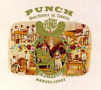 "Punch Short De Punch (""Robusto"")"