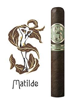 Matilde Oscura Robusto