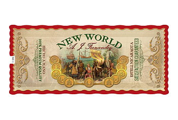 "Aj Fernandez New World ""Maduro"" Tin"