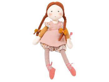 Doll 'Les Rosalies' Fleur