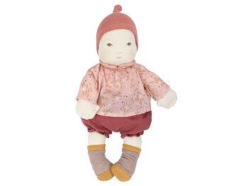 Docka baby Les Bébés rosa