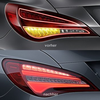 1. full led facelift tail lights + adapterkit