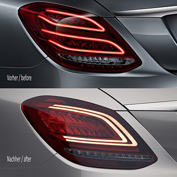 1. Facelift 2018 taillights 2pcs WITH adaprer kit