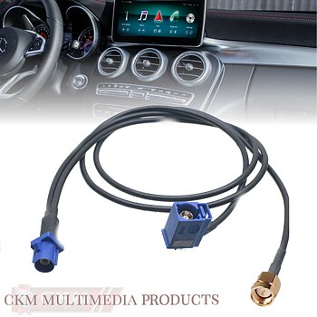 "C. Comand 10,25"" Android Widescreen GPS antenna splitter"