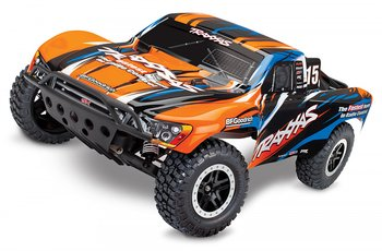 Slash 2WD 1/10 RTR TQ OrangeX with Battery & Charger