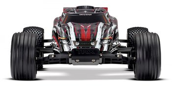 Rustler 2WD 1/10 RTR TQ Red X - With Batteri/Laddare