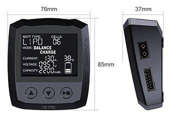 SkyRC B6 Lite charger 13A, LiPo / LiFe / LiHV, NiMH 12VDC