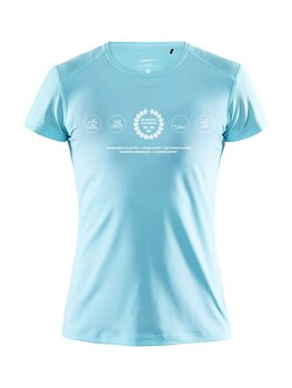 En Svensk Klassiker,Funktions T-shirt dam  (Craft)