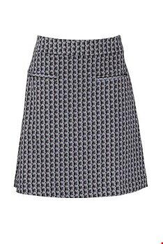 Skirt kaleidoskop jeans