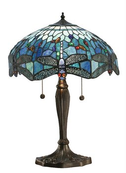 Lampe de table  Dragonfly Blue Ø 41cm