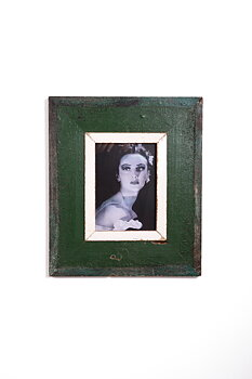 FRAME A5 - Dark green
