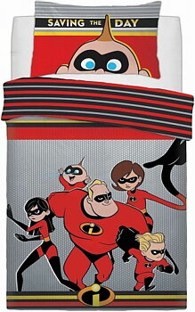 The Incredibles sengesett