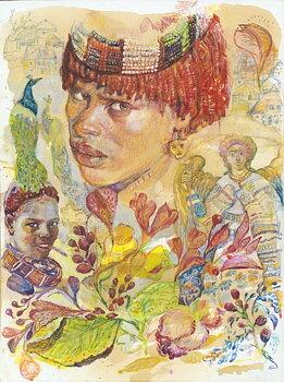 Maria Papafili - Oluchi (Africa)