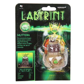 Labyrint Figur - Muttern