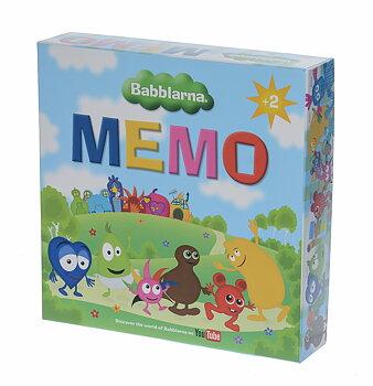 Babblarna Memory