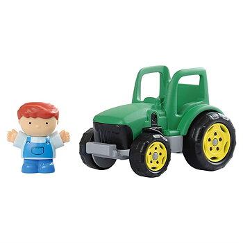 PLAY - Brandbil/Traktor - välj fordon