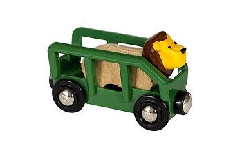 Brio - Lejon och Vagn