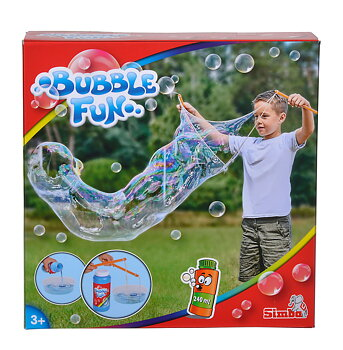 Bubble String Lek
