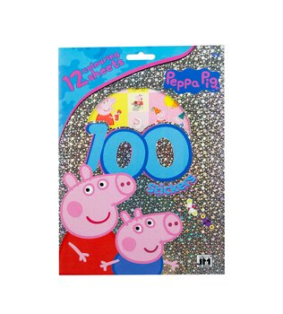 Sense - Peppa Pig - 100 Stickers