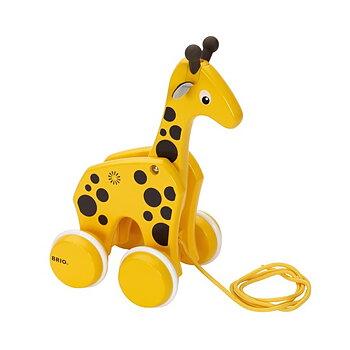 Brio - Dragleksak Giraff