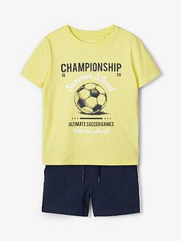 Kampanj! - Name it - T-shirt/Shorts set - välj färg