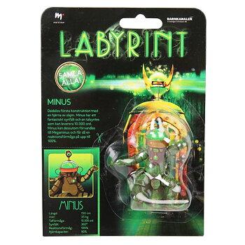 Labyrint - Minus Figur
