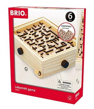 Brio - Labyrint spel i trä
